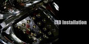 LEDインストール